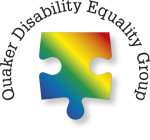 Quaker Disability Equality Group logo