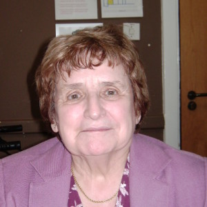 Photo of Shelagh Robinson
